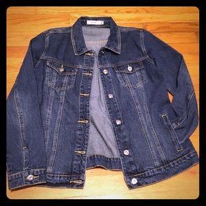 Like New Denim Jean Jacket